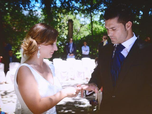 La boda de Fran y Blanca en Valdastillas, Cáceres 38
