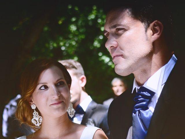 La boda de Fran y Blanca en Valdastillas, Cáceres 39
