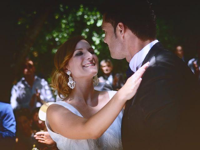 La boda de Fran y Blanca en Valdastillas, Cáceres 40