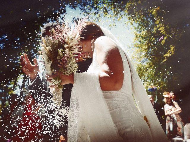 La boda de Fran y Blanca en Valdastillas, Cáceres 45