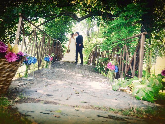 La boda de Fran y Blanca en Valdastillas, Cáceres 46