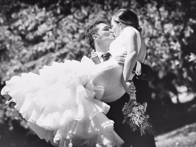 La boda de Fran y Blanca en Valdastillas, Cáceres 49