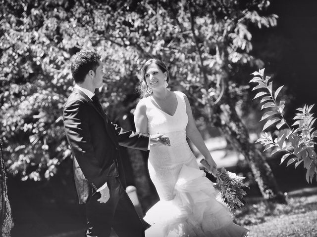 La boda de Fran y Blanca en Valdastillas, Cáceres 50