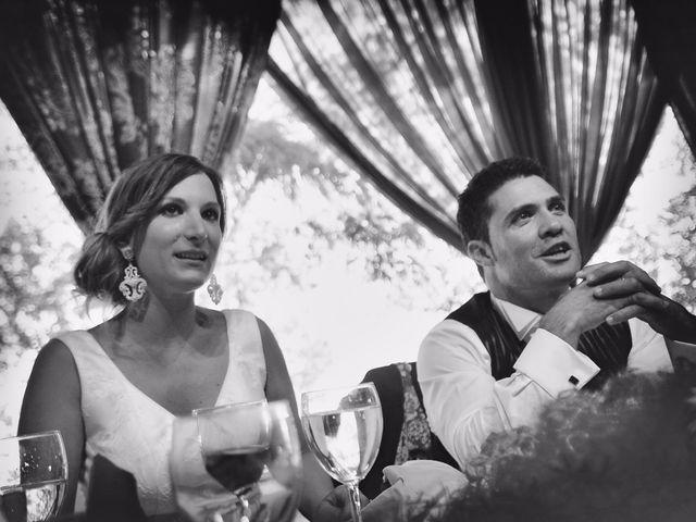 La boda de Fran y Blanca en Valdastillas, Cáceres 60