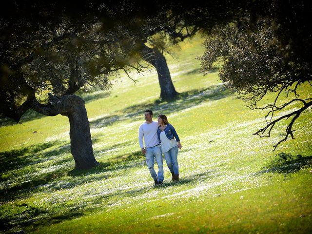 La boda de Fran y Blanca en Valdastillas, Cáceres 7