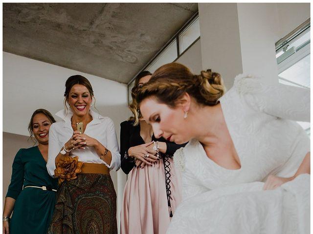 La boda de Daniel y Ángela en Chinchilla De Monte Aragon, Albacete 14
