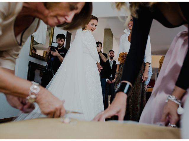 La boda de Daniel y Ángela en Chinchilla De Monte Aragon, Albacete 17