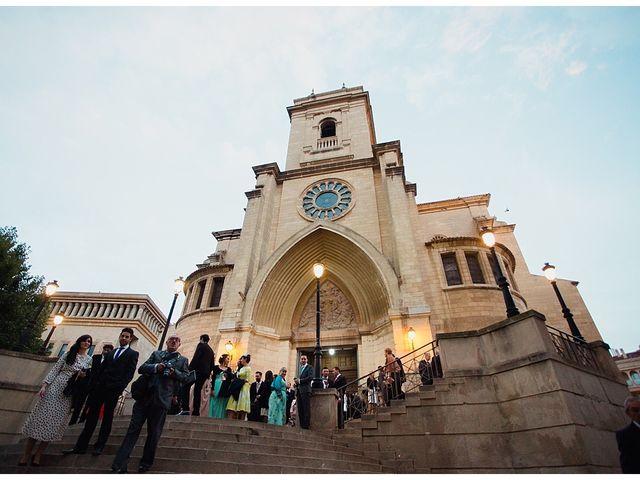 La boda de Daniel y Ángela en Chinchilla De Monte Aragon, Albacete 23