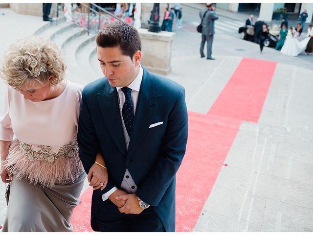 La boda de Daniel y Ángela en Chinchilla De Monte Aragon, Albacete 24