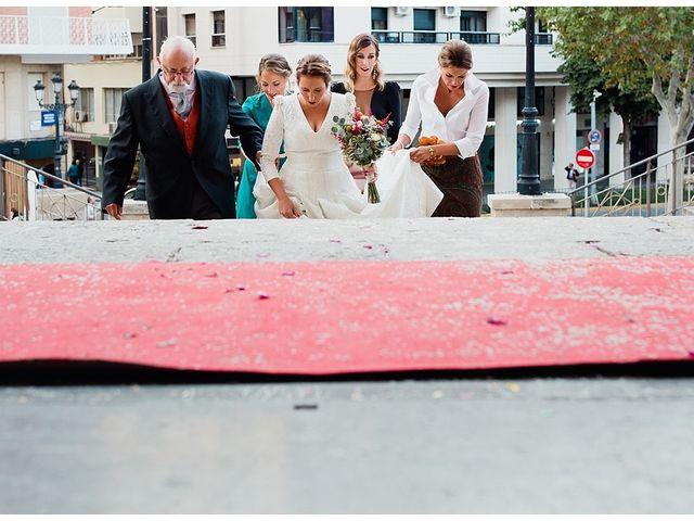 La boda de Daniel y Ángela en Chinchilla De Monte Aragon, Albacete 25