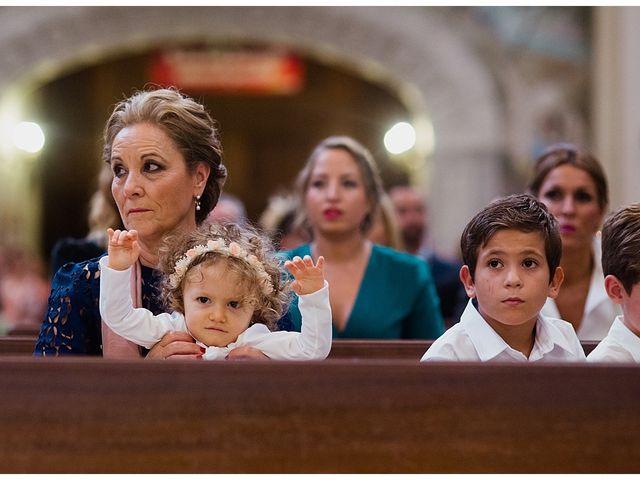 La boda de Daniel y Ángela en Chinchilla De Monte Aragon, Albacete 27