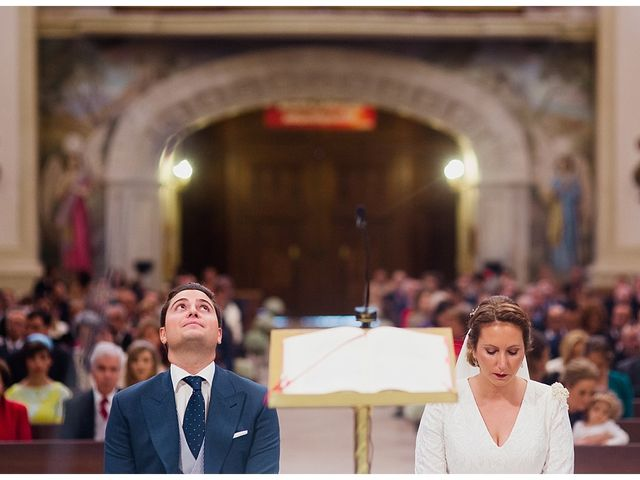 La boda de Daniel y Ángela en Chinchilla De Monte Aragon, Albacete 28