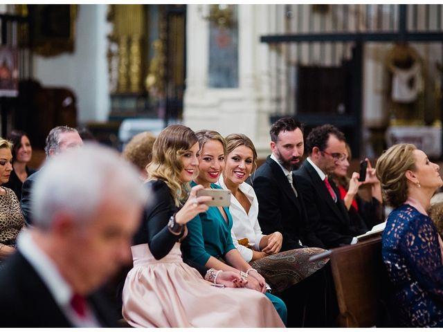 La boda de Daniel y Ángela en Chinchilla De Monte Aragon, Albacete 31