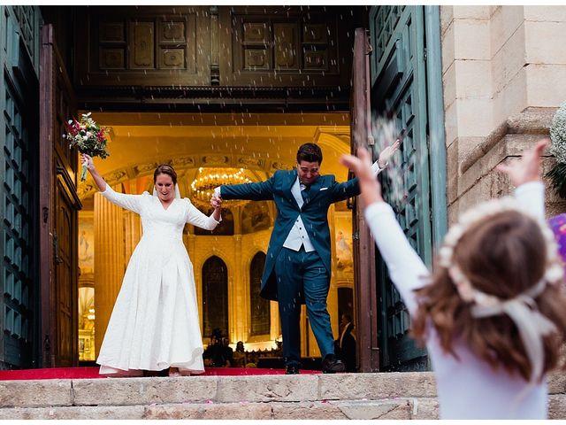La boda de Daniel y Ángela en Chinchilla De Monte Aragon, Albacete 32