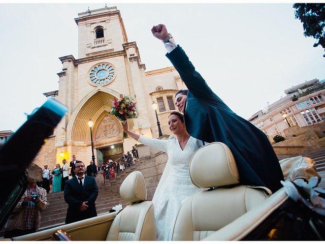 La boda de Daniel y Ángela en Chinchilla De Monte Aragon, Albacete 33