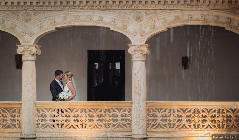 La boda de Ioseba y Katia en Guadalajara, Guadalajara