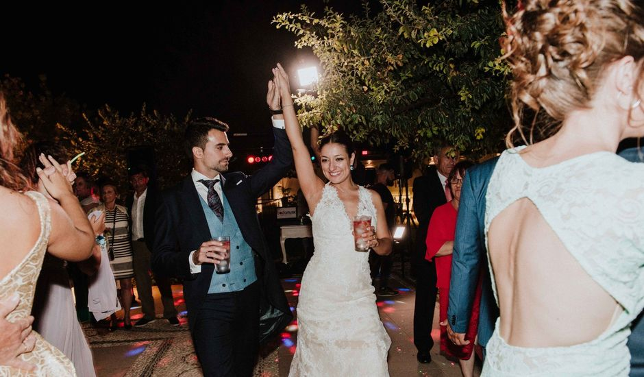La boda de Juan y Leticia en Granada, Granada