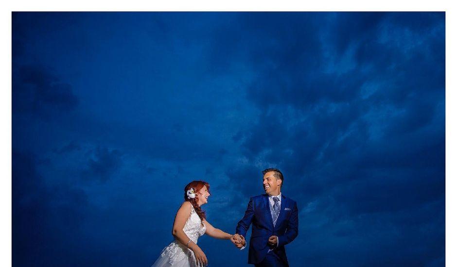 La boda de Luis y Eva en Santomera, Murcia