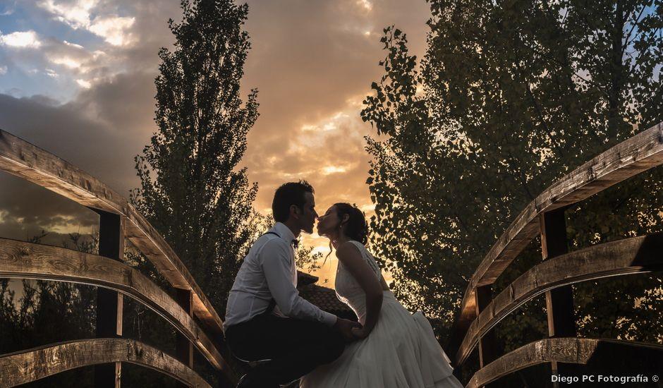 La boda de Alberto y Elena en Malagon, Ciudad Real