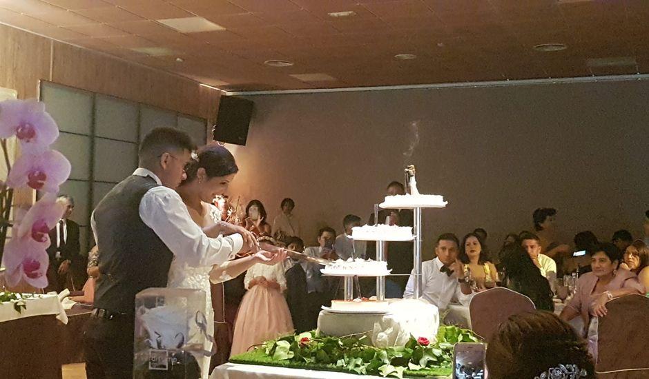 La boda de David  y Maria Dolores  en Alguazas, Murcia