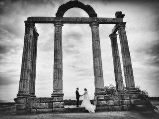 La boda de Daniel y Sheila
