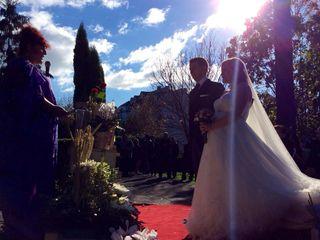 La boda de Diego y Eva