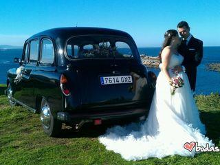 La boda de Diego y Eva 1