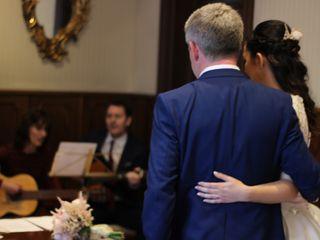 La boda de Esther y Seán 1