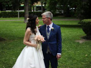 La boda de Esther y Seán