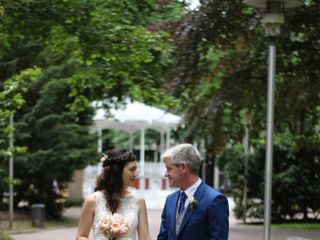 La boda de Esther y Seán 3