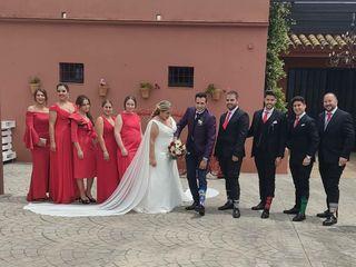 La boda de Inés  y Jose Carlos 1