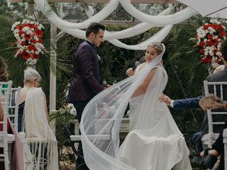 La boda de Inés  y Jose Carlos 3