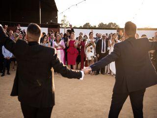 La boda de Francisco y Carlos 1