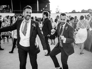 La boda de Francisco y Carlos 2