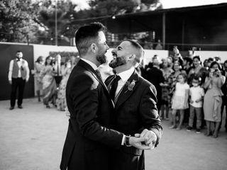 La boda de Francisco y Carlos