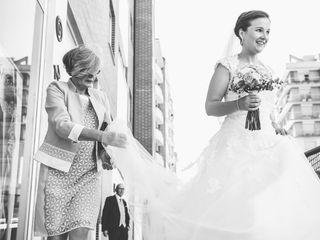 La boda de Claire y Conrado 1
