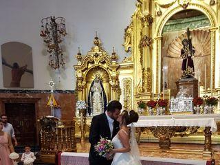 La boda de Yuleyma y Alejandro