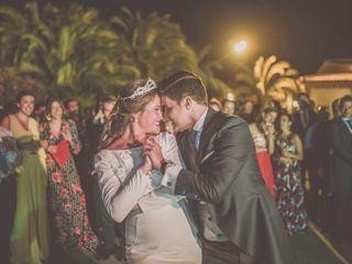 La boda de Angie y Rafa