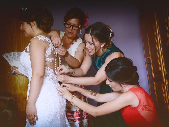 La boda de Sheila y Daniel en Navalmoral De La Mata, Cáceres 21