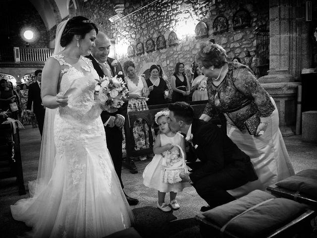 La boda de Sheila y Daniel en Navalmoral De La Mata, Cáceres 35
