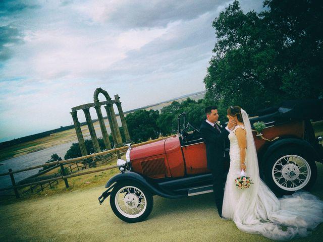 La boda de Sheila y Daniel en Navalmoral De La Mata, Cáceres 40