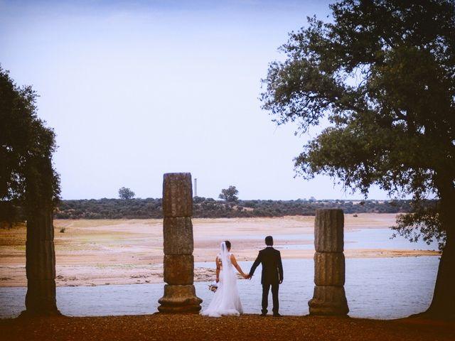 La boda de Sheila y Daniel en Navalmoral De La Mata, Cáceres 43