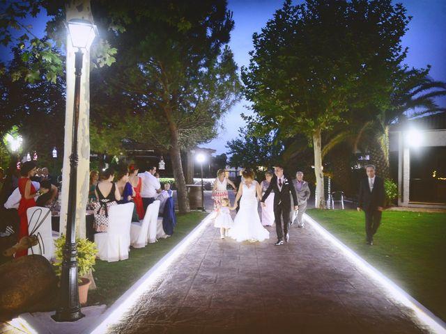 La boda de Sheila y Daniel en Navalmoral De La Mata, Cáceres 45