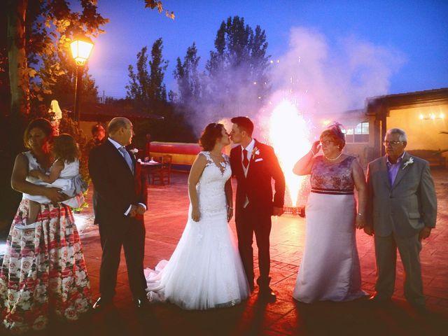La boda de Sheila y Daniel en Navalmoral De La Mata, Cáceres 46