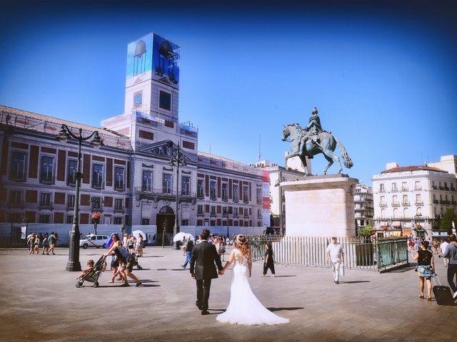 La boda de Sheila y Daniel en Navalmoral De La Mata, Cáceres 53