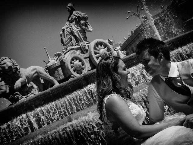La boda de Sheila y Daniel en Navalmoral De La Mata, Cáceres 58