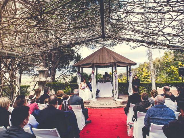 La boda de Jordi y Lorena en Llinars Del Valles, Barcelona 8