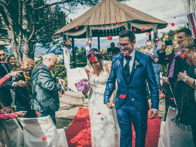 La boda de Jordi y Lorena en Llinars Del Valles, Barcelona 1
