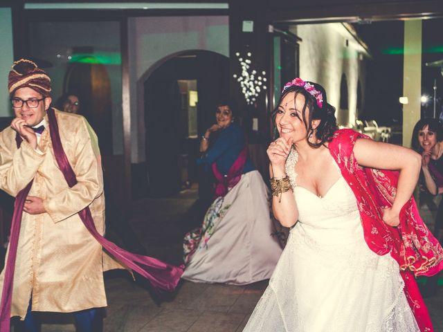 La boda de Jordi y Lorena en Llinars Del Valles, Barcelona 9