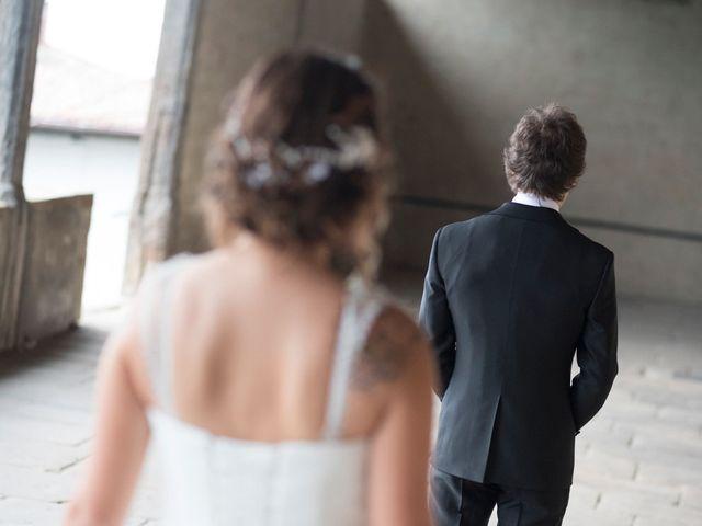 La boda de Ego y Nago en Legazpia, Guipúzcoa 7